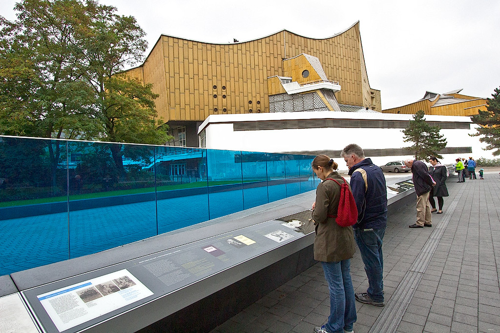 Aktion T4 Memorial in Berlin