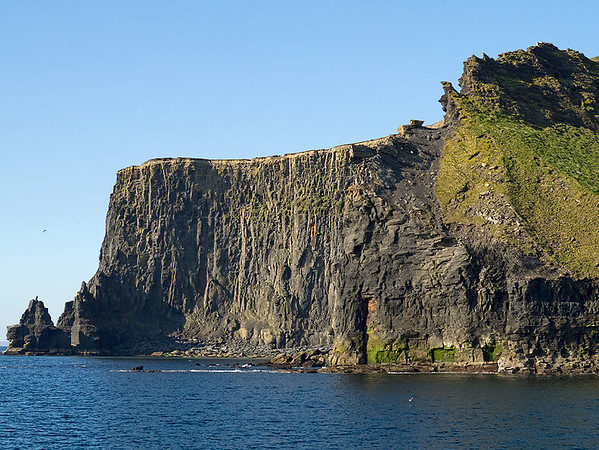The Cliffs of Moher in County Clare, Ireland, are home to an estimated 30,000 nesting birds