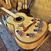 Musicians from all over the world come to San Bartolome to buy handmade guitars