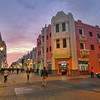 Gorgeous colonial architecture in Trujillo, Peru