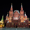 State Historical Museum anchors one end of Red Square in Moscow