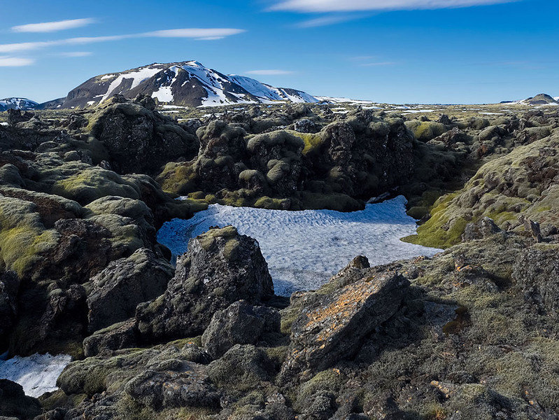 The otherworldly volcanic landscape of Iceland