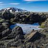 The otherworldly volcanic landscape of Iceland