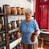 Margit Kormany tells the stories behind her lifelong museum collection in Penyige, Hungary