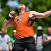 Hyde shot put