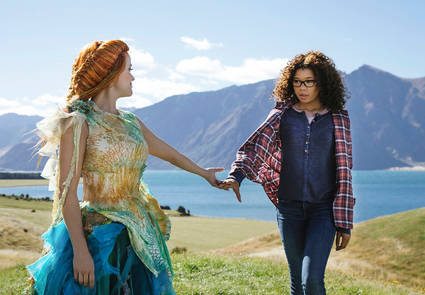 Film Review A Wrinkle In Time