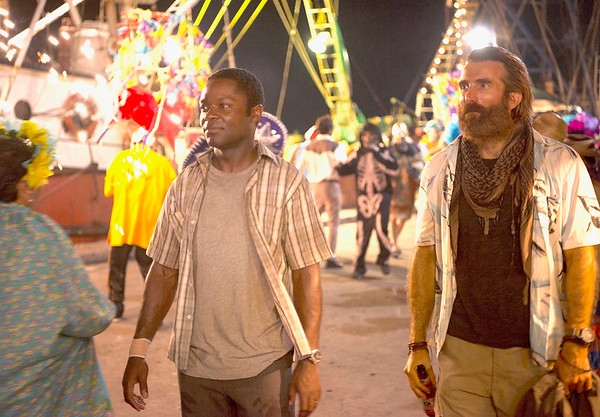 Film Review Gringo