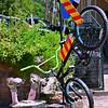 """""""OOPS!"""" BICYCLE - Created Bob Allan Dunaway"""