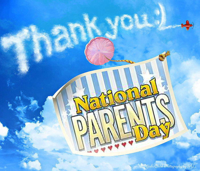 """NATIONAL PARENTS' DAY"" 2016"