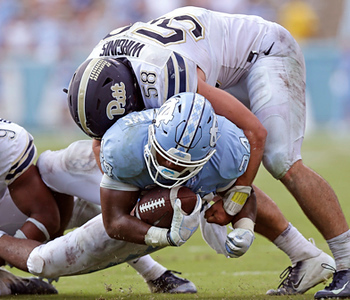 Pittsburgh North Carolina Football