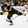 APTOPIX Golden Knights Penguins Hockey