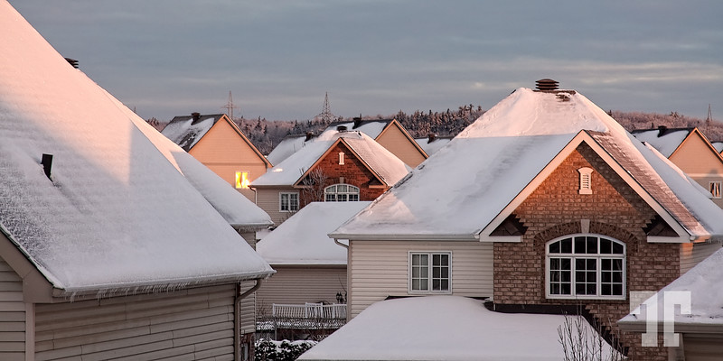 Iced Roofs
