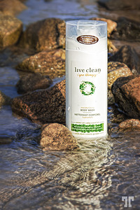 Live Clean - Spa Therapy  (ZZ)