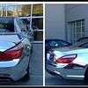 """ALUMINUM 2014 SL 550  ROADSTER"" by Mercedes Benz"