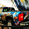 """GM's OFFICIAL 911 FIRST RESPONDER TRUCK"" by Mickey Harris"