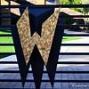 """""""W"""" x 2"""