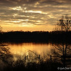 """SUNSET ON THE LAKE"""