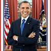 """""""PRESIDENT BARACK OBAMA - USA"""" (Presidents' Day)"""
