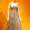 """""""CHELSEA CLINTON'S EVENING DRESS"""" (Fall, 2012) by Oscar de la Renta"""
