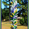 """TALL BOTTLE TREE"""