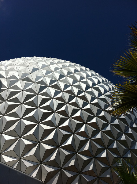 Spaceship Earth, Epcot Center