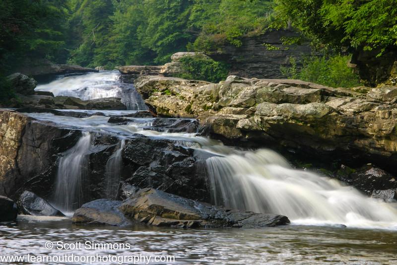 Swallow Falls