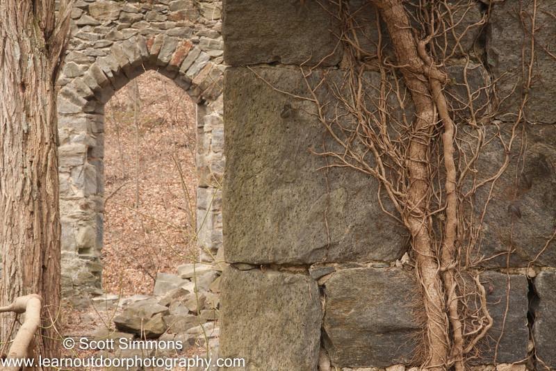 St. Kostka Church Ruins