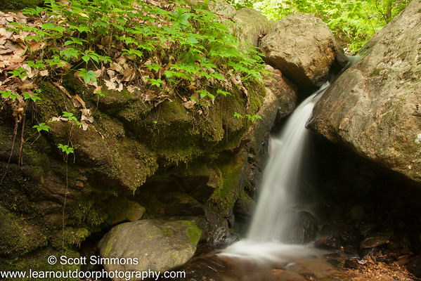 Small Falls of Avalon