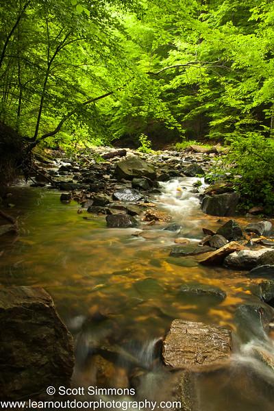 Cascades of Avalon
