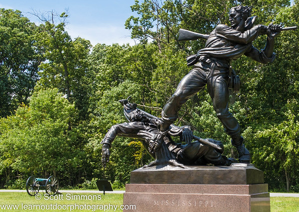 Gettysburg Battlefield
