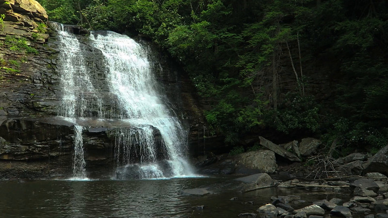 Muddy Creek Falls