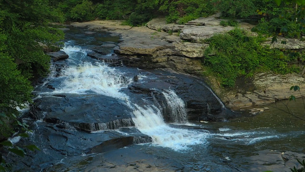 Upper Swallow Falls