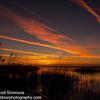 Sunrise at Lake Jesup