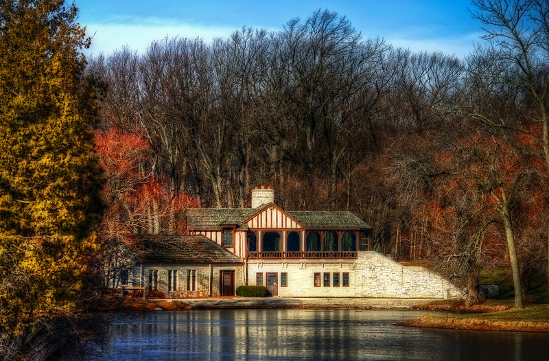 Brown Deer Park Boathouse