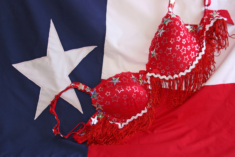 """03.02.12<br /> <br /> You've all met Ms. Texas before, but I am featuring her again today, because today is Texas' Independence Day. <a href=""""http://en.wikipedia.org/wiki/Texas_Declaration_of_Independence"""">http://en.wikipedia.org/wiki/Texas_Declaration_of_Independence</a><br /> <br /> I've posted an introductory narrative by Ms Texas telling you about her and why she hangs out with the girls at the Sisterhood. here is that link: <a href=""""http://sisterhoodofthebras.wordpress.com/"""">http://sisterhoodofthebras.wordpress.com/</a><br /> <br /> If you have read Indigo's personal daily posts for today, you'll read that today would have been her 10th anniversary and her need to recognize this day for better and for worse. Along with mourning a little, she wanted to celebrate her independence. When a friend told her that March 2nd was the day Texas gained Independence, she smiled and decided that today she would also celebrate her freedom and independence,too. Indigo turns 50 soon and this weekend she will celebrate her life. Indigo looks forward to the next ten years."""