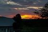 2016-8-13: Sunrise over east hill