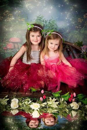 Daisy & April Fairy Shoot