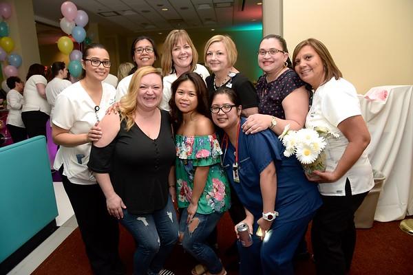 HNMC Nurses Luncheon and Daisy Award, May 3, 2018