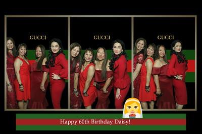Daisy's 60th Birthday Party