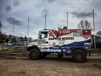 Sponsordag Dakarspeed - De Witte Ruysheuvel