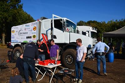 Testen voor Dakar 2017