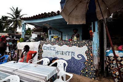 Chez Aminta - île de Ngor