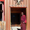 The new Antlers restaurant - Kamil says it's a 4-star restaurant - and from what I ate, he's right!