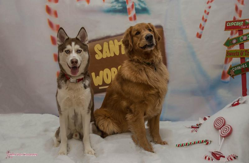 Dakota and Kye