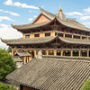 a typical ancient imperial China nobility house, in the city of Dali (public property)