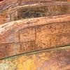 rusty hulls, vertical