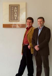 Franco and Armando Adami - proprietors