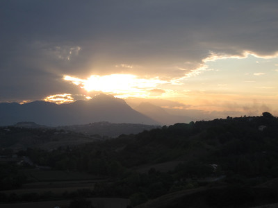 "Dalla Terra ""Giro d'Italia"" Sept 2011"