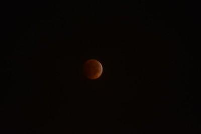 Blood Moon October 2014
