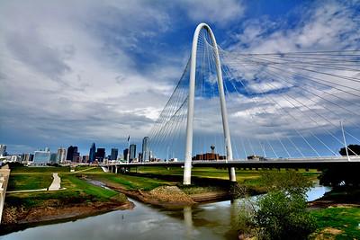 Dallas Skyline 8-18-16